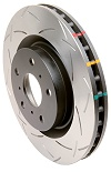 Jeep Grand Cherokee SRT8 DBA T3 T-Slot Uni-Directional Slotted Rotors
